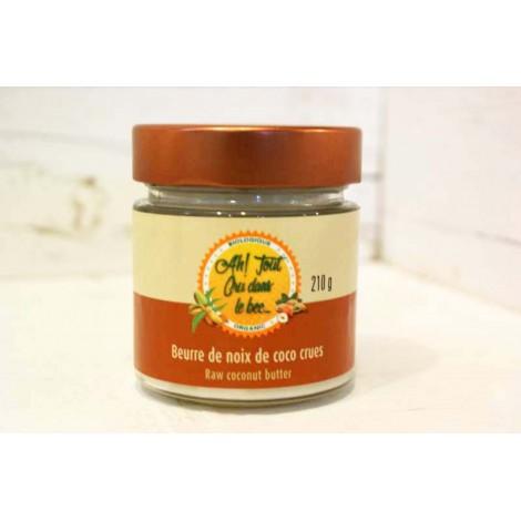 Beurre De Noix De Cajou Faitauquebec