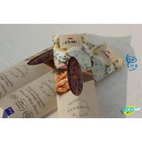 Saucissons sec 1546 -100% porc Noix de Grenoble et fromage bleu