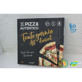 Pizza Autentico - Pizza toute garnie
