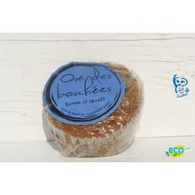 Muffins banane et bleuet