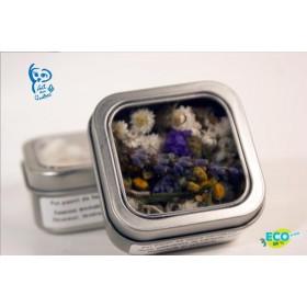 Pot pourri fleurs sauvages